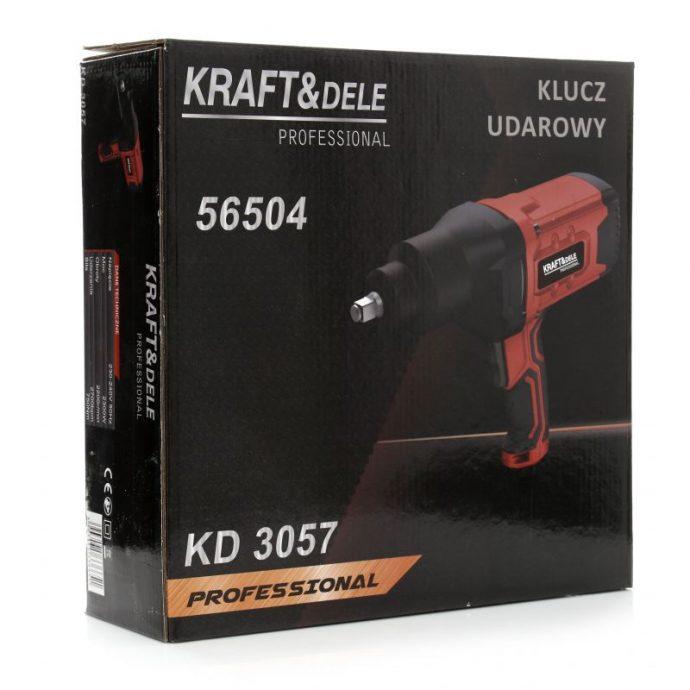 Kutija električnog udarnog ključa 1/2'' 750 Nm