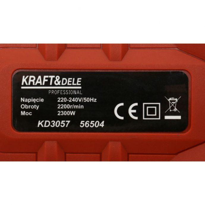Specifikacije električnog udarnog ključa
